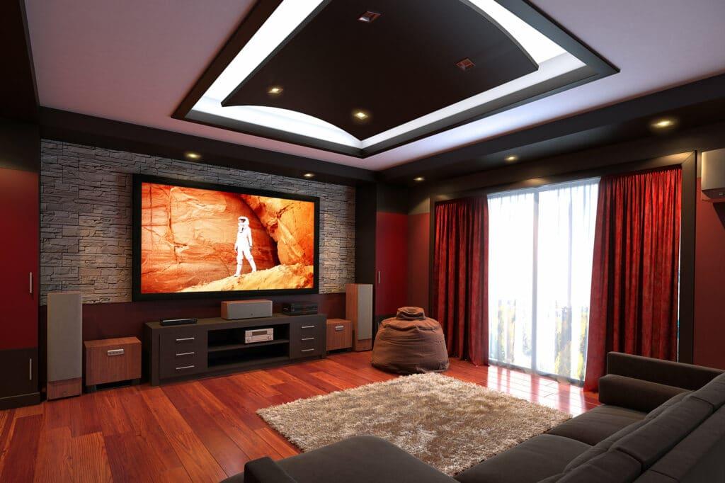 Modern Home Theater