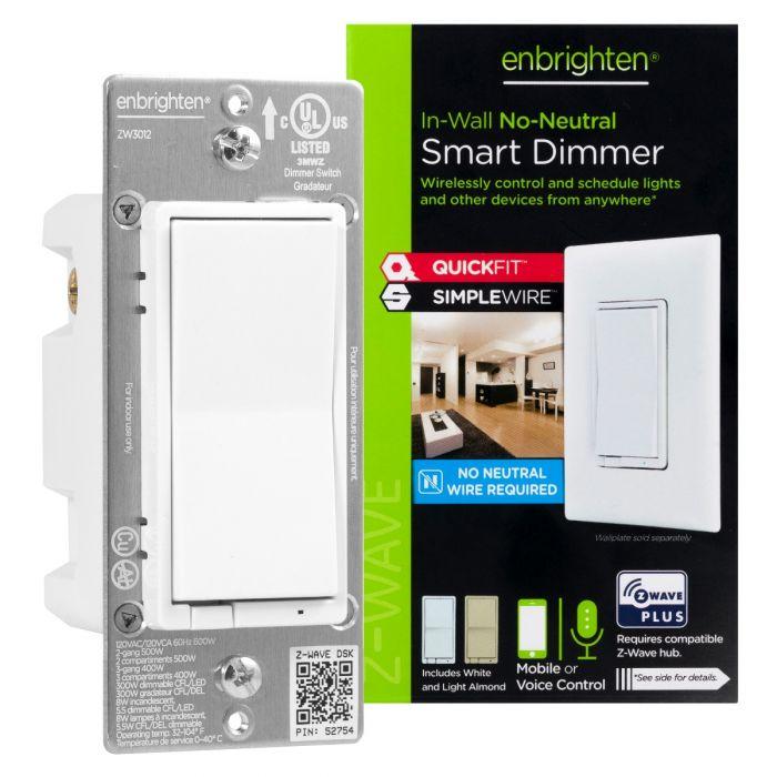 GE Z-Wave Smart Dimmer