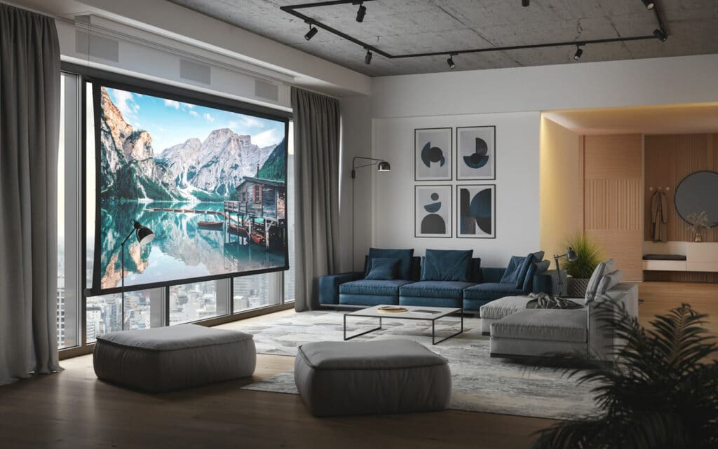 zero g living room